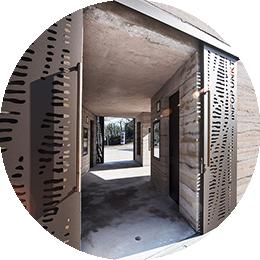 Besucher-Informationszentrum Johannisberg Bielefeld