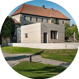 Besucher-Informationszentrum Sparrenburg Bielefeld