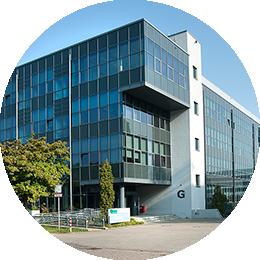Laborgebäude Uni