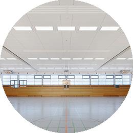 Sporthalle Travestraße